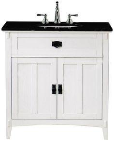 Ludwig Bathroom Vanity Marble top