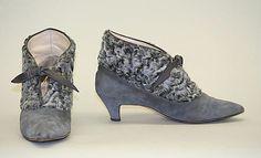 Boots  Manolo Blahnik (British, born Spain, 1942)  Date: ca. 1987