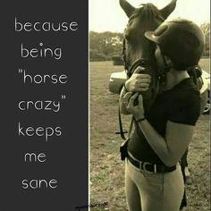 thank God for horses