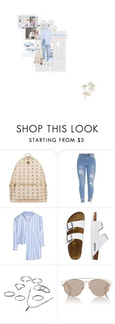 """Summer Vibes with Yoongi & Jimin // 8:02 // 20170701"" by sinxv ❤ liked on Polyvore featuring Oris, GET LOST, MCM, Vetements, TravelSmith, Christian Dior and Fujifilm"