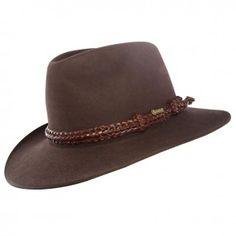 2d7dd6850ae Akubra Hats - Cattleman Fawn +100 Akubra Styles Stocked