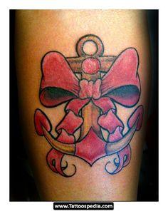 Pink Ribbon Tattoos 01 - http://tattoospedia.com/pink-ribbon-tattoos-01/   But ya know....better