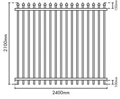 #SecurityFencePanels We have an extensive range of Security Fence Panels for all applications. Factory fencing, school fencing or any commercial job we can provide standard or custom size panels plus a range of pedestrian and sliding gates to match. Visit: http://fencewarehouse.com.au/security_fence_panels.htm …