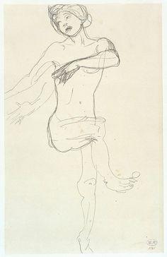 Auguste RodinHanako© Musée Rodin - Photo : Jean de Calan