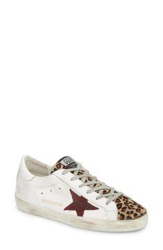 553933eae29 golden goose leopard sneakers. leopard shoes. Leopard Sneakers