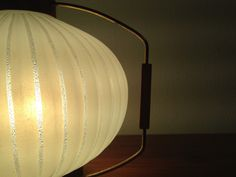 Danish vintage lamp lighting