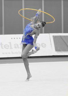Evgenia Kanaeva - like a BOSS