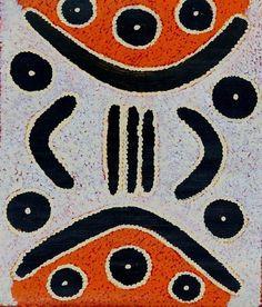 Michael Nelson Tjakamarra ~ Water Dreaming Aboriginal Art Dot Painting, Aboriginal Artists, Aboriginal Patterns, Aboriginal Culture, Australian Aboriginals, Marimekko Fabric, Tribal Patterns, Australian Art, Indigenous Art