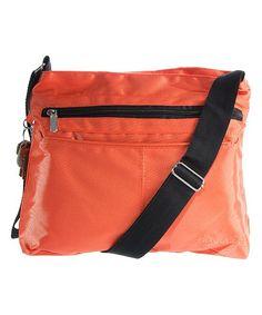 Suvelle Classic Crossbody Bag Everyday Handbag Travel Organizer Purse Nylon Shoulder Bag # 1905