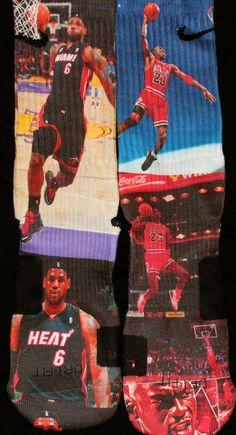 Newest Lebron Jordan Editions Custom Basketball Elites — Luxury Elites