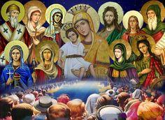 ΠΡΟΣΤΑΤΕΣ ΑΓΙΟΙ ΓΙΑ ΚΑΘΕ ΠΕΡΙΣΤΑΣΗ Jesus Wife, Orthodox Christianity, John 3, The Kingdom Of God, New Testament, Faith In God, Word Of God, Jesus Christ, Spirituality