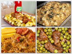 Az 5 legjobb szaftos, ropogós, omlós sertéssült recept!