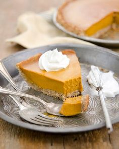 Just in time for Thanksgiving, a new pumpkin pie recipe for you! Wait…Do we really need another pumpkin pie recipe? Why is this one special? Indeed, there is no shortage of pumpkin pie recipes – even vegan. A quick google search will confirm that. I've baked my fair share of pumpkin pies. Crusts made with [...]