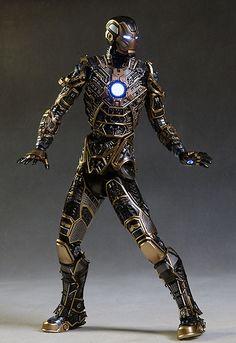 Iron Man Bones