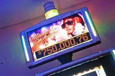 Bally hopes Michael Jackson slot machine will thrill players. Photo from VegasInc.com