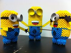 The Minions are very popular among the kids and even the kids at heart. They are the characters from the movie Despicable me, and now they are the main characters of their own movie. This is a tutorial on how to make an origami paper craft minion – 3D Model. This tutorial it's a step […]