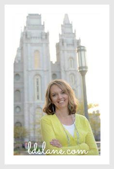 LDS Lane: Great Ideas for Young Women, Primary, FHE