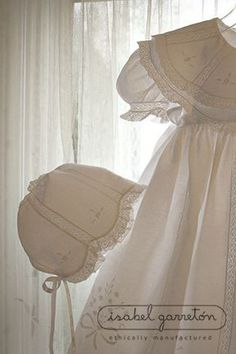 The details that make a Christening Gown something to be remembered.