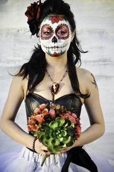 Sugar Skull (Halloween costume next year?)