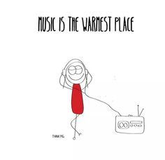 #ThinkPig #Music Make Me Smile, Lyrics, Scrapbook, Songs, Humor, Music, Fictional Characters, Illustrations, Musica