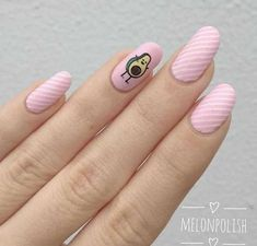 There are three kinds of fake nails which all come from the family of plastics. Acrylic nails are a liquid and powder mix. They are mixed in front of you and then they are brushed onto your nails and shaped. These nails are air dried. Pastel Pink Nails, Dark Pink Nails, Cute Pink Nails, Cute Acrylic Nails, Pretty Nails, Gel Nails, Nail Polish, Matte Pink, Nail Nail
