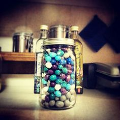 My own m&ms color mix ♡
