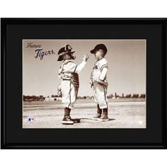 Detroit Tigers MLB Future Tigers Lithograph