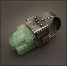 quartz. ring? cool ring if so...