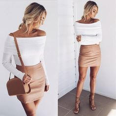 20 Summer Outfits With Stunning Skirts | Postris