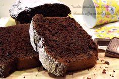 Plumcake soffice con ricotta e cioccolato ...dolce goloso, morbidissimo e cioccolatoso. Ottimio per una colazione o merenda sana e genuina. Il Plumcake