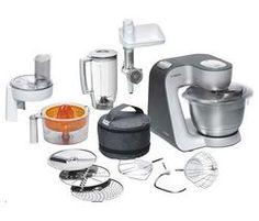 Aumentar a imagem: Robot de cozinha MUM56340 - prateado