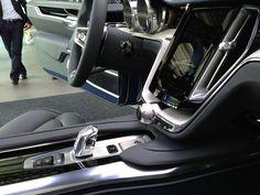 Volvo Concept Coupe - interior