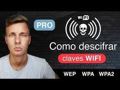 Como descifrar clave de red WiFi de los vecinos [RAPIDO] - YouTube
