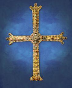 Cruz de la Victoria. #Camino #Santiago #Asturias