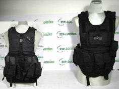 Veste Tactique  + protection  #airsoftgunspistoletabilles #protectionmasquesplastrons #vestetactiqueprotection