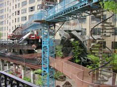 MonstroCity. St Louis, Missouri St Louis City Museum, Cool Playgrounds, Cat Playground, Playground Design, Playground Ideas, St Louis Mo, Places To See, The Good Place, Around The Worlds