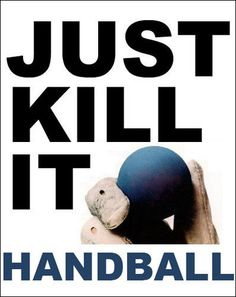 REAL handball :-)