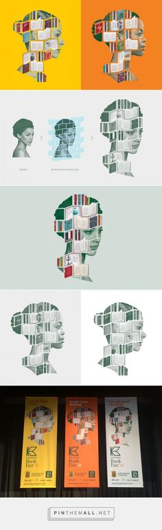 Kingsmead Book Fair - Key Visual Design by Christo Krüger and Xfacta - created via https://pinthemall.net