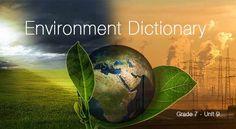 7. sınıf İngilizce 9. ünitesi Environment ile ilgili hazırladığım, ders kitabı, çalışma kitabı ve dinleme metinlerinde geçen bütün kelimeleri derlediğim sözlük çalışmasını bu bağlantıdan indirebilirsiniz.