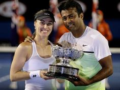 Martina Hingis/Leander Paes vs Samantha Stosur/Sam Groth Live Tennis Stream - Australian Open Mixed Doubles