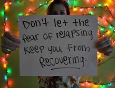 Avoiding an Eating Disorder Relapse | Surviving ED #recovery