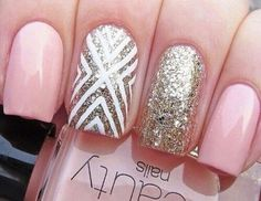 New Years Eve Nail Designs