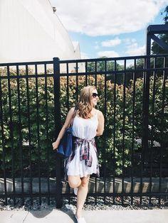 Rachel Lynn: RoseWholesale Crochet Detailed Dress