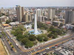 Venezuela, Maracaibo, Obelisco de Maracaibo