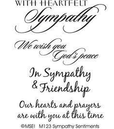 Sympathy sentiments helpful im such a klutz with words sympathy sentiments helpful im such a klutz with words thinking pinterest cards card sentiments and verses m4hsunfo