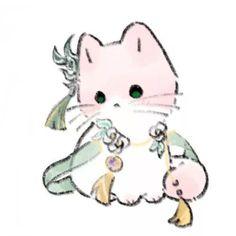 Cute Screen Savers, Animal Wallpaper, Anime Shows, Chibi, Cute Animals, Creatures, Snoopy, Kawaii, Cats