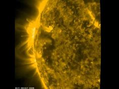 Active Regions Blossoming - YouTube