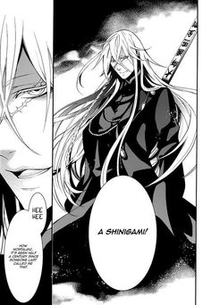 Black Butler ~~ Merely one HELL of a mortician :: The Undertaker
