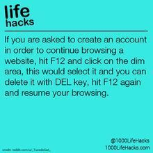 1000 life hacks is here to help you with the simple problems in life. Posting Life hacks daily to help you get through life slightly easier than the rest! Life Hacks Websites, Hacking Websites, Life Hacks Computer, Computer Help, Computer Tips, Simple Life Hacks, Useful Life Hacks, Computer Kunst, Microsoft