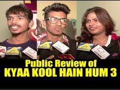 Public Review of KYAA KOOL HAIN HUM 3 | Tusshar Kapoor, Aftab Shivdasani.